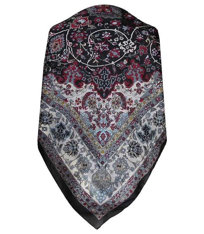 روسری ساتن ابریشم