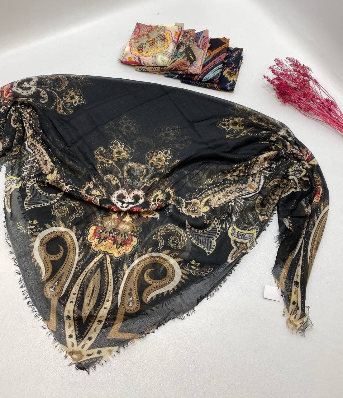 روسری ارزان