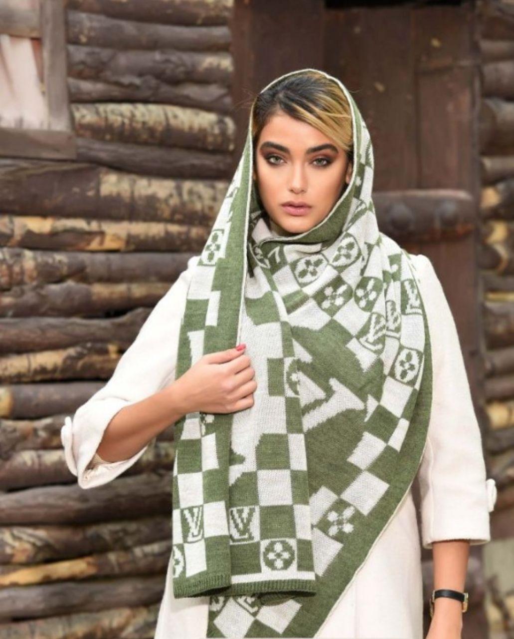 شال بافت ایرانی