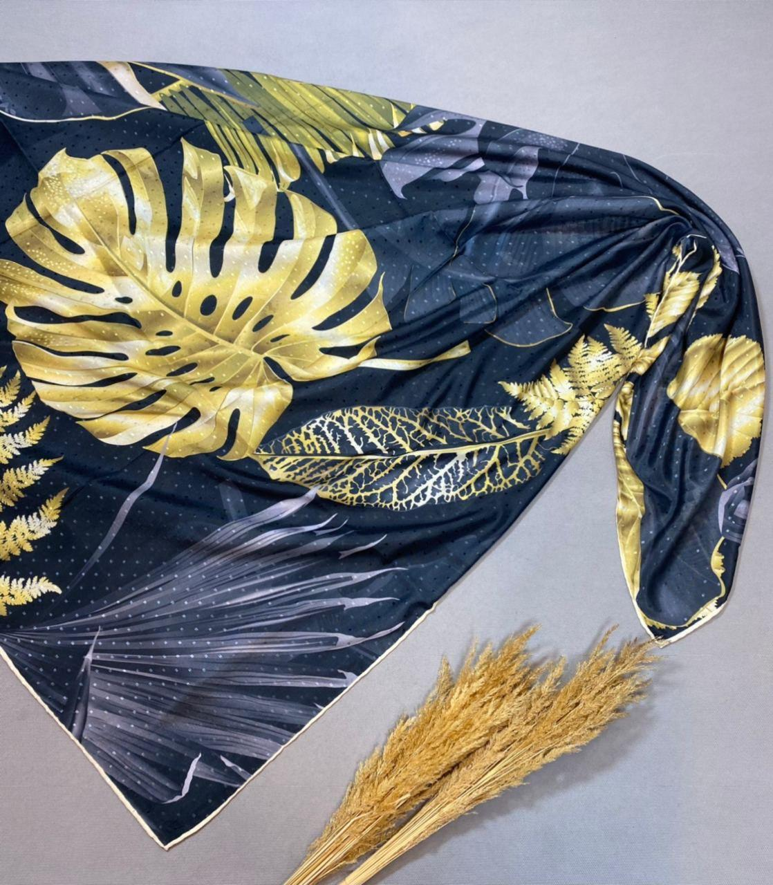 روسری حریر دیجیتالی