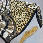 روسری نخی ارزان